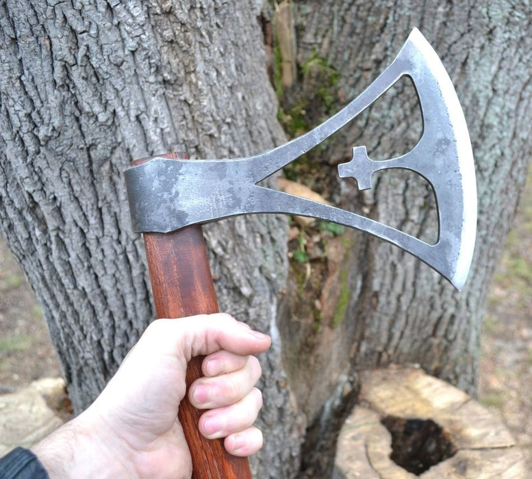 Gotland Real Viking Axe Replica