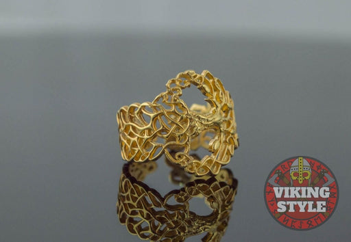 Yggdrasil Ring - Gold