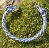 Traditional Viking Arm Ring - Norse Dragon
