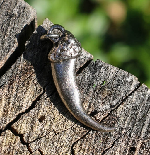 Wolf Claw Pendant-VikingStyle