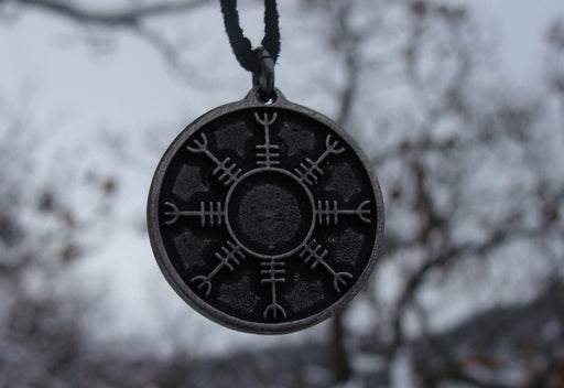 Helm of Awe Pendant-VikingStyle