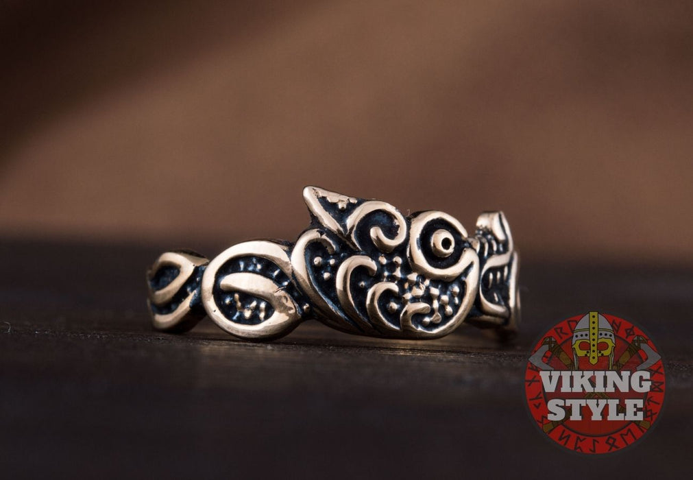 Fenrir Ring II - Bronze