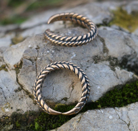 Bronze Viking Ring