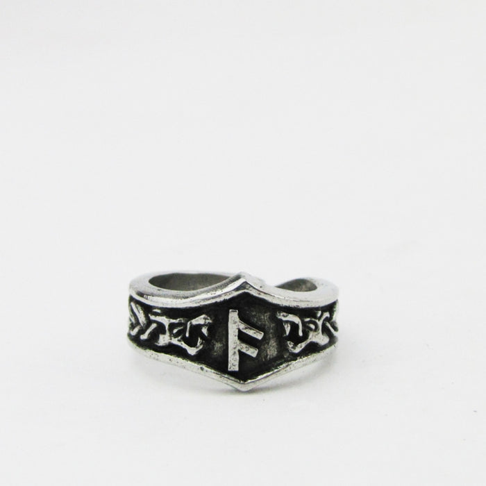 Single Character Rune Ring