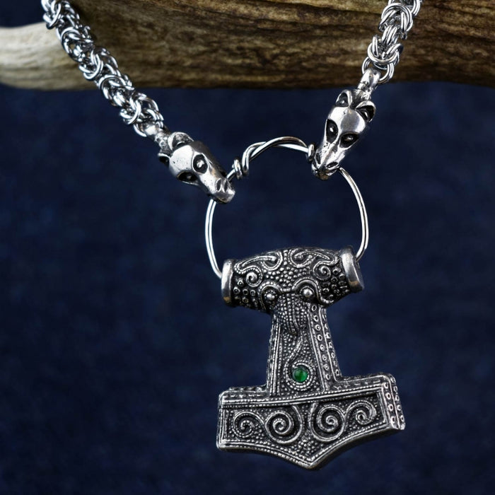 Scania Thor's Hammer with King's Chain