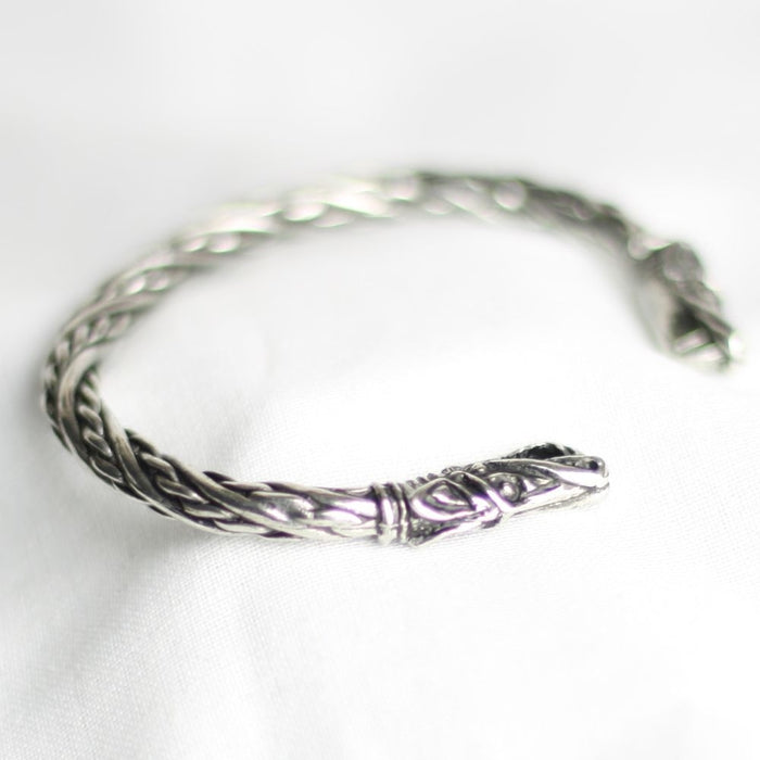 Small Viking Dragon Bracelet