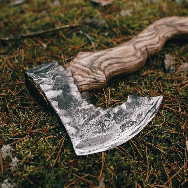 Gnome Axe With Custom Engraving-VikingStyle