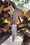 Handmade Viking Knife - Helm Of Awe-VikingStyle