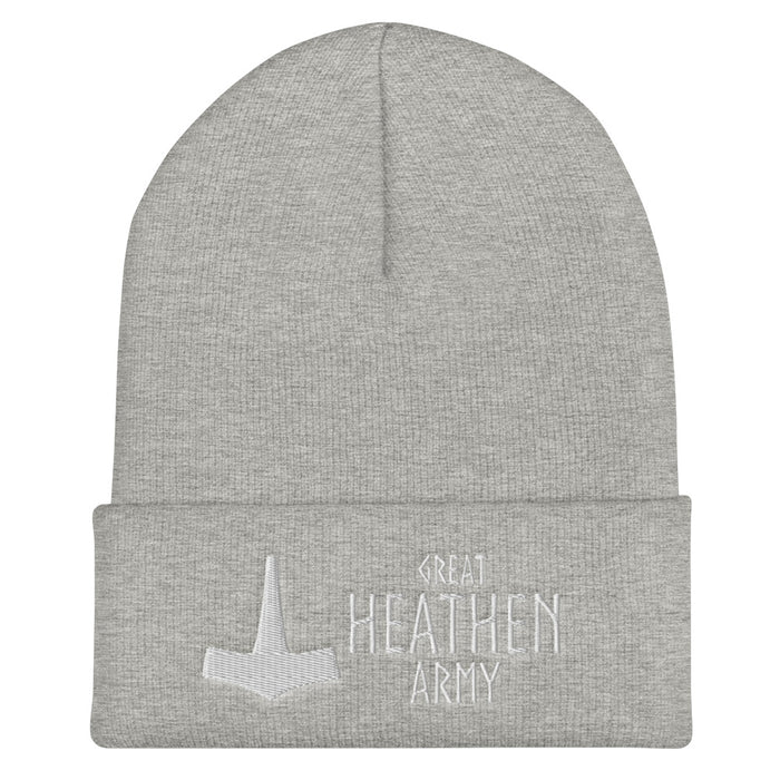 Great Heathen Army Beanie-VikingStyle