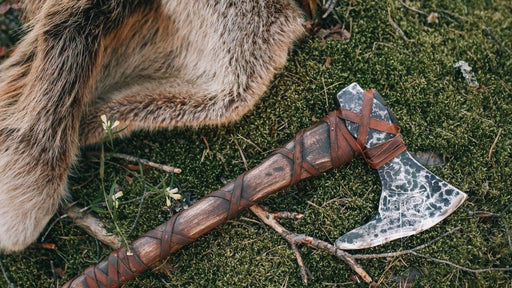 Ragnar Battle Axe-VikingStyle