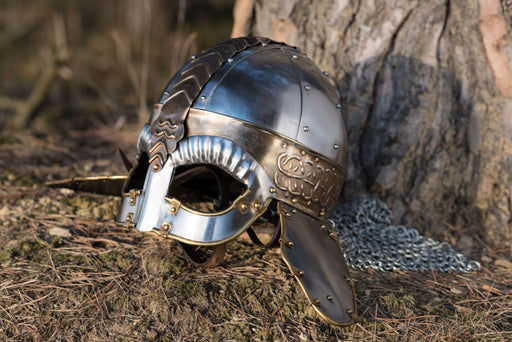 Viking Helmet - Olaf Design-VikingStyle