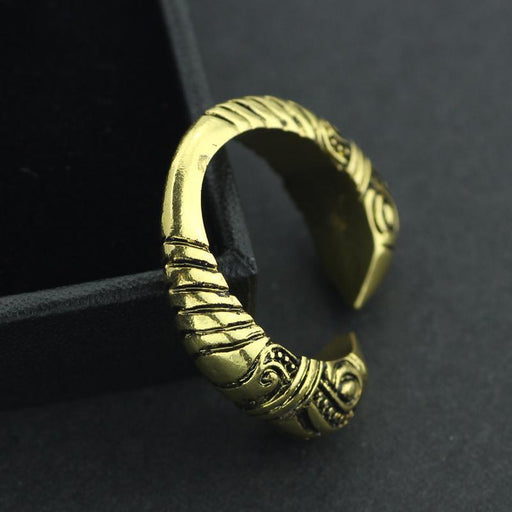 Viking Raven Ring-VikingStyle