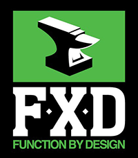 FXD workwear logo