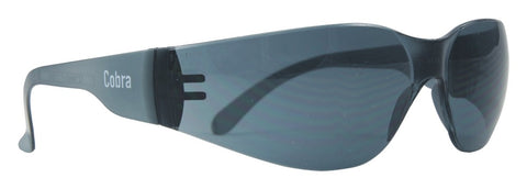 Cobra Safety Glasses - Smoke Lens - Qty 12