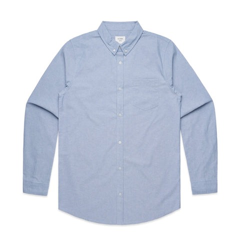 Ascolour Mens Chambray Shirt - 5415