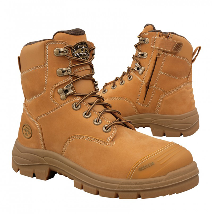 Oliver AT's Series 55-332z Safety Boots