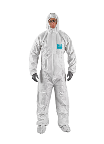 AlphaTec® 2000 D- Model 156 Disposable Coveralls