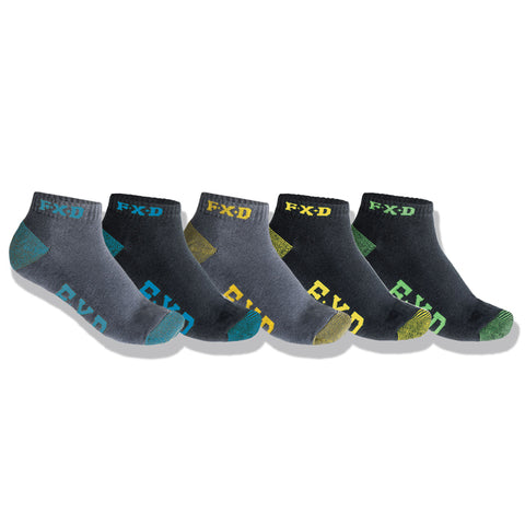 FXD SK-3 Ankle Sock 5pk
