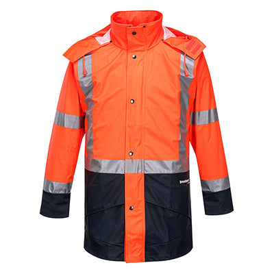 Huski Hi Vis Farmwear Breathable Jacket