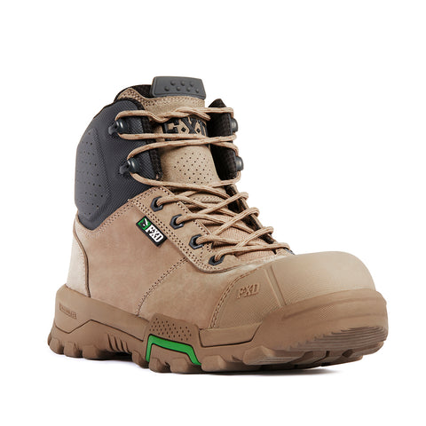 FXD WB-2 4.5 Work Boots - Stone