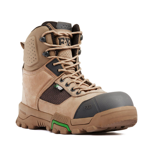 FXD WB-1 6.0 Work Boots - Stone