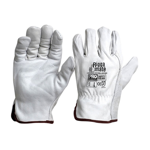 ProChoice Riggamate® Cow Grain Leather Rigger's Glove