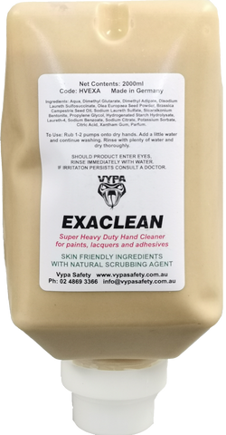 Vypa Exaclean Super Heavy Duty Hand Cleaner