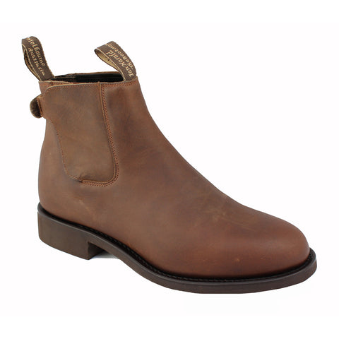 Ian Harold Gardener Elastic Sided Boot