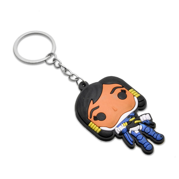 Overwatch Hero keychain