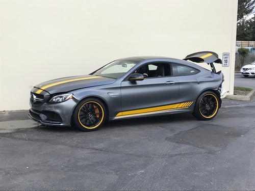 2017 Mercedes-Benz C63s Edition 1 Coupe