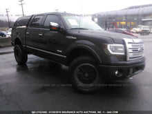 2013 Ford F-150 SuperCrew Platinum 4x4