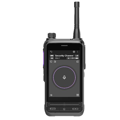 S900A Plus DMR & 4G LTE Multimode PTT-Over-Cellular all in One Network Radio