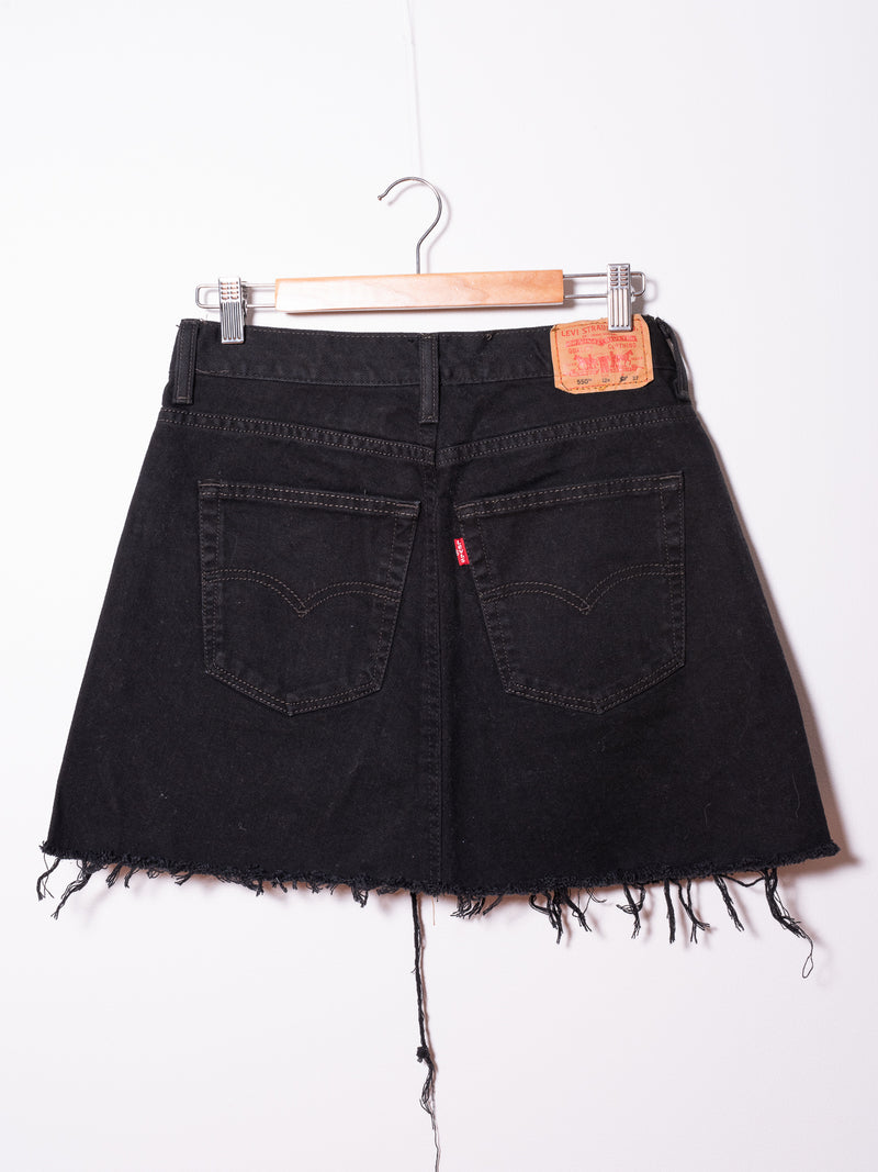 Vintage Levi's Denim Skirt 02