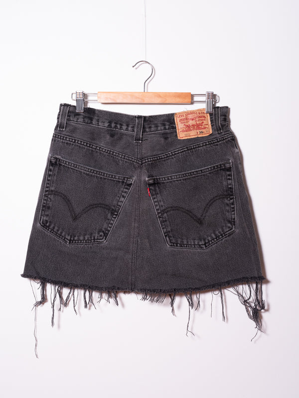 Vintage Levi's Denim Skirt 03