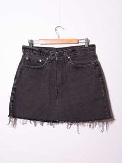 Vintage Levi's Denim Skirt 07