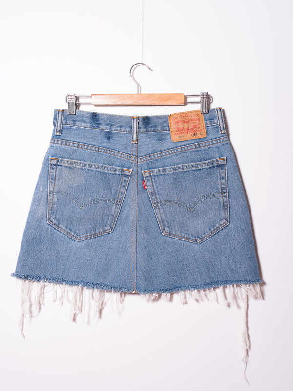 Vintage Levi's Denim Skirt 08