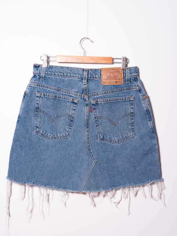Vintage Levi's Denim Skirt 011