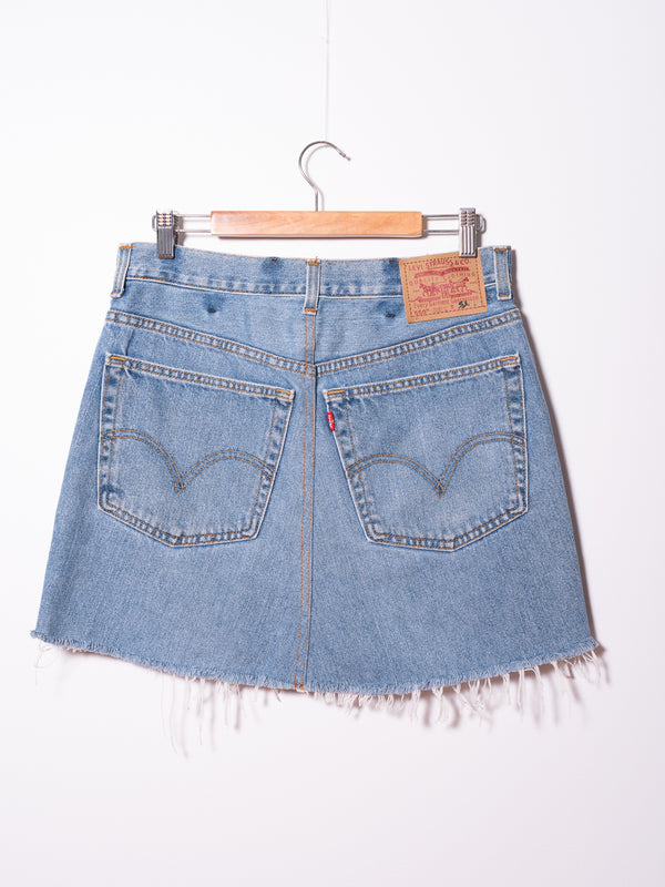 Vintage Levi's Denim Skirt 012