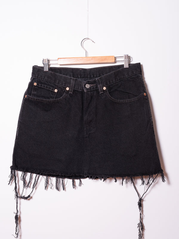 Vintage Levi's Denim Skirt 013