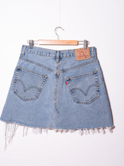 Vintage Levi's Denim Skirt 014