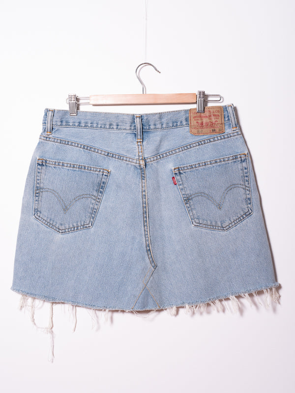 Vintage Levi's Denim Skirt 018
