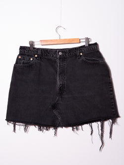 Vintage Levi's Denim Skirt 021