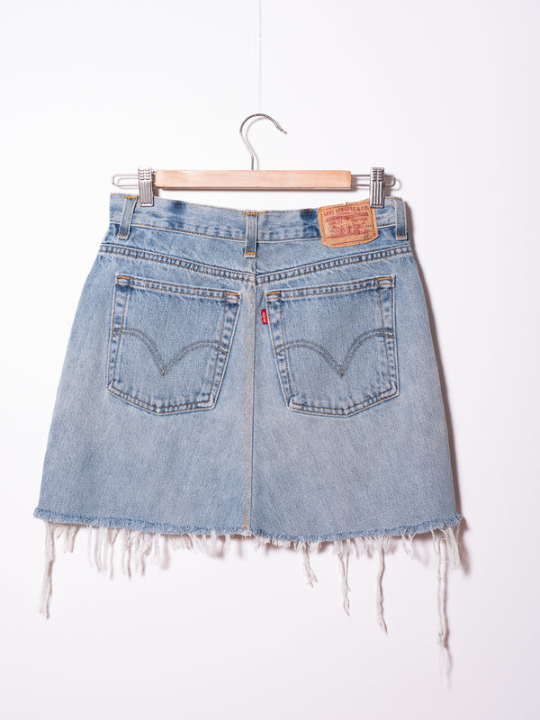 Vintage Levi's Denim Skirt 022