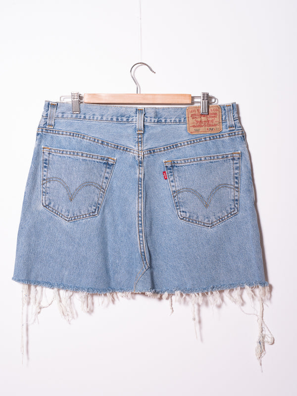 Vintage Levi's Denim Skirt 026