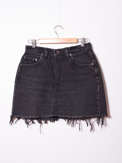 Vintage Levi's Denim Skirt 027