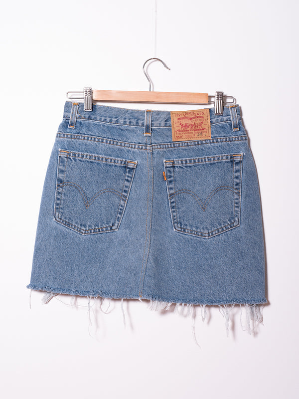 Vintage Levi's Denim Skirt 028