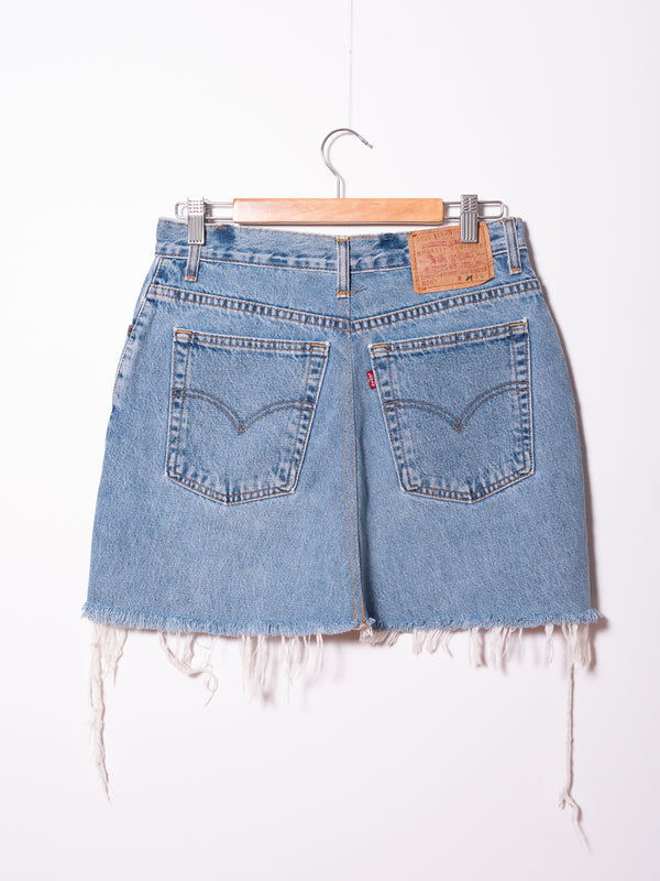 Vintage Levi's Denim Skirt 029