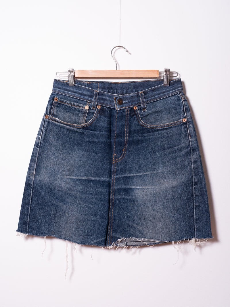 Vintage Levi's Denim Skirt 030