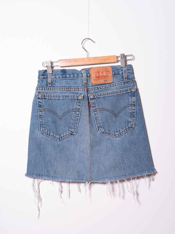 Vintage Levi's Denim Skirt 031