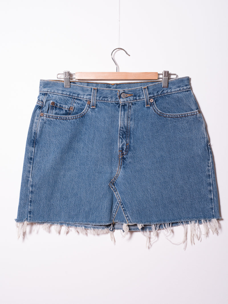 Vintage Levi's Denim Skirt 032